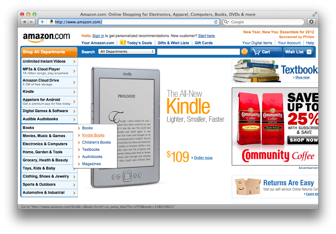 Shop For Ebooks